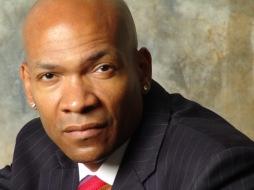 Dwayne Fulton red tie