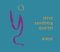 Steve Sandberg Ayala cd cover