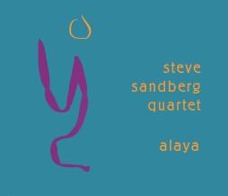 Steve Sandberg Ayala cd cover