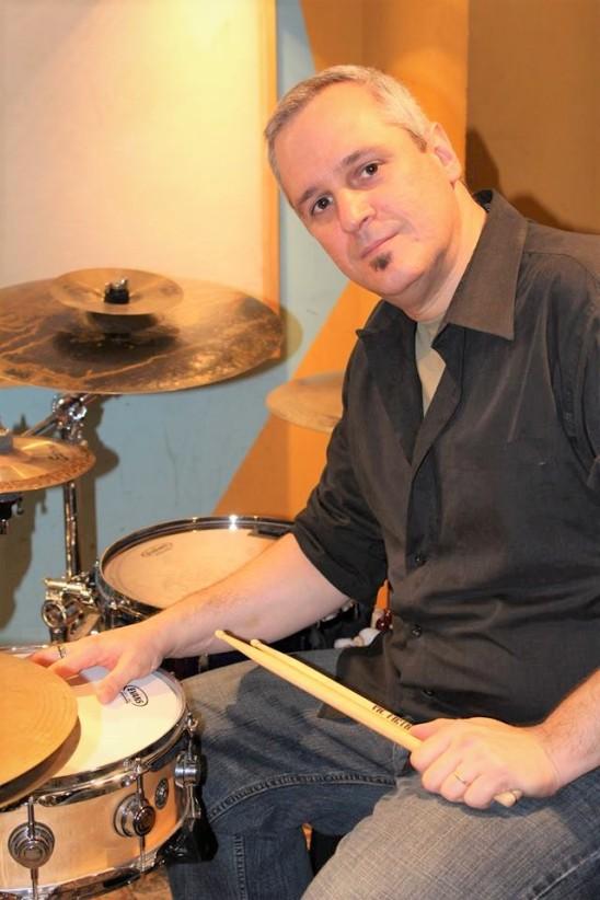 Mauricio Zottarelli drum kit