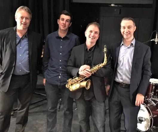 Jamie O'Donnell Quartet
