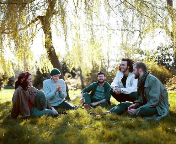 Ozzy Duzenli Yiasena band 1