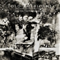 Told Americas CD cover
