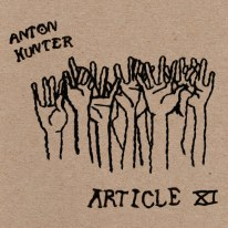 Anton Hunter CD cover