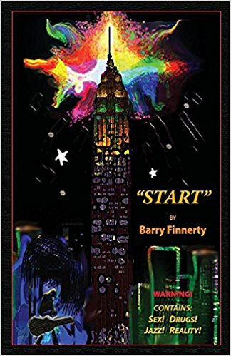 Barry Finnerty book cover