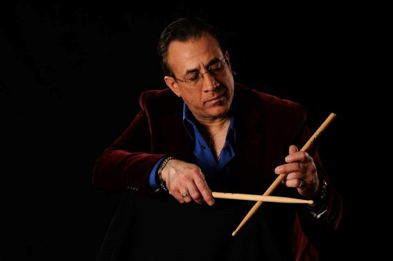 Bobby Sanabria Vic Firth Sticks