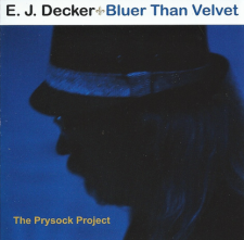 EJ Decker CD cover