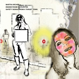 Martin Archer CD cover