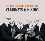 Vienna Clarinet CD cover