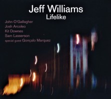 Jeff Williams CD cover