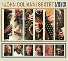 John Colianni CD cover