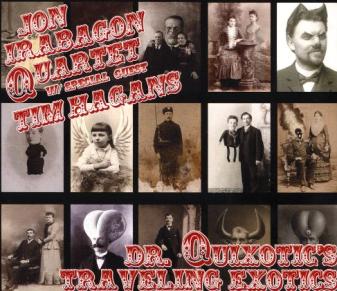 Jon Irabagon CD cover