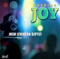 Josh Levinson CD cover