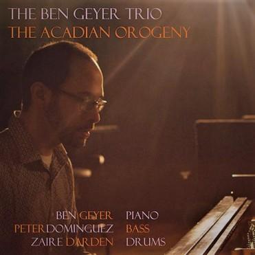 Ben Geyer CD cover