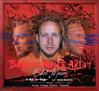 Elliot Mason CD cover