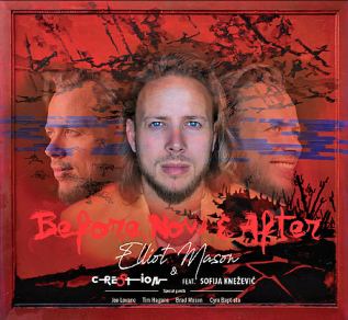 Elliot Mason CD cover