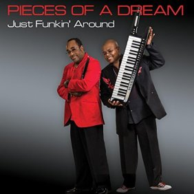 Pieces of a Dream CD Funkin