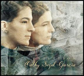Cathy Segal Garcia CD cover