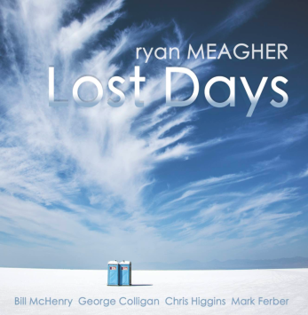 Ryan Meagher CD cover