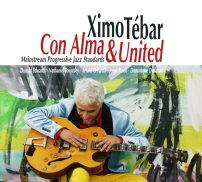 Ximo Tebar CD cover