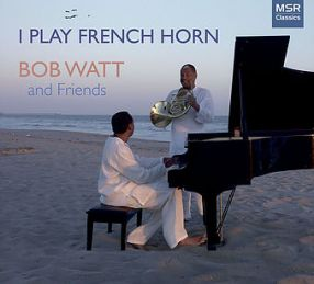Bob Watt CD cover