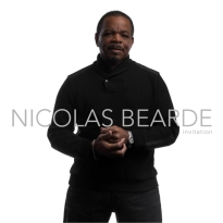 Nicolas Bearde CD cover Invitation