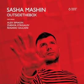 Sasha Mashin CD cover