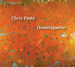 Chris Pasin CD cover