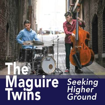 Maguire Twins CD cover