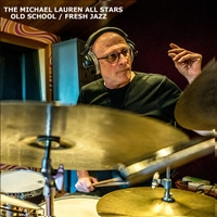 Michael Lauren Old School CD cover
