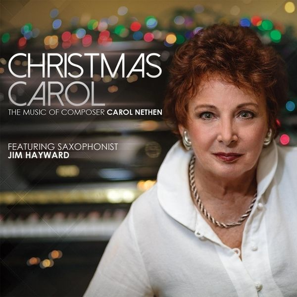 Carol Nethen West CD cover