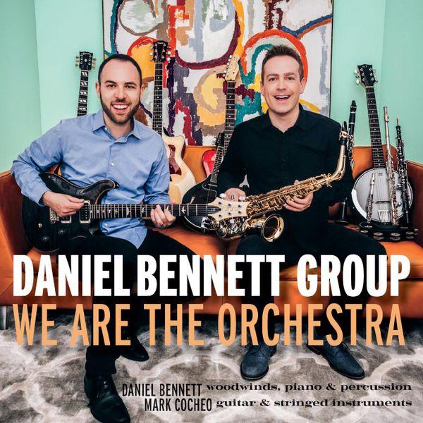 Daniel Bennett CD cover