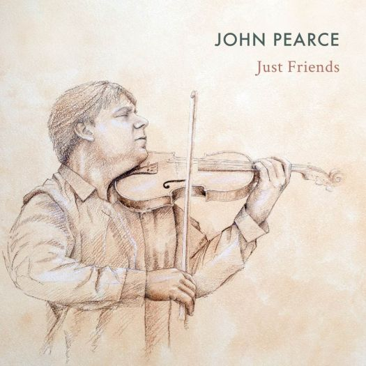 John Pearce CD cover