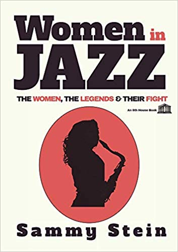 Sammy Stein Women in Jazz book cover
