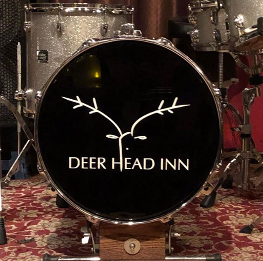 Deer Head Inn by BOgart Vintage Drum