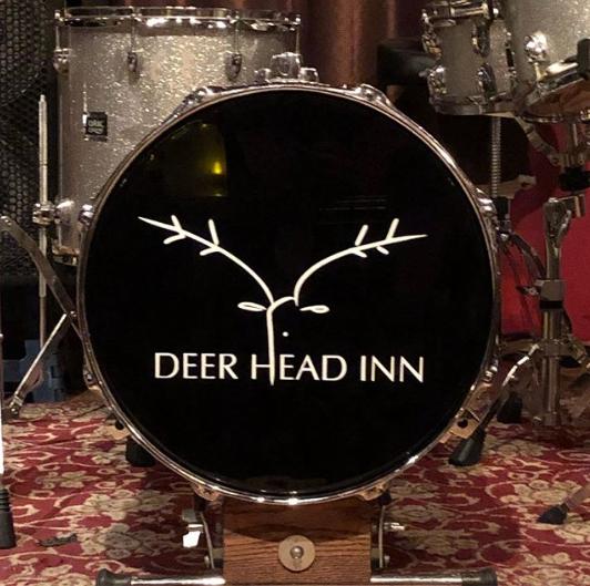 Deer Head Inn by BOgart Vintage Drum
