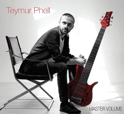 Teymur Phell CD