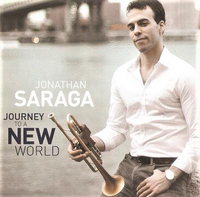 Jonathan Saraga CD cover