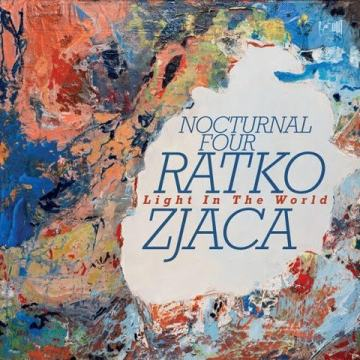 Ratko Zjaca UPDATE LIght in the World CD cover