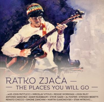 Ratko Zjaca UPDATE The Places You'll Go