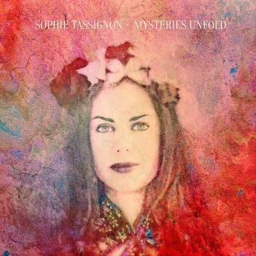 Sophie Tassignon CD cover