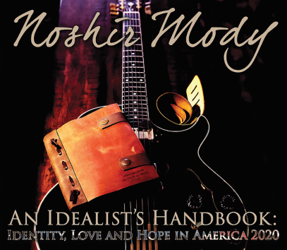 Noshir Mody CD cover