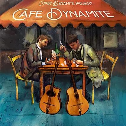 Gypsy Dynamite CD cover