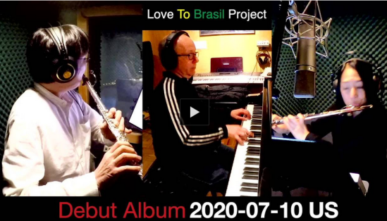 Hiro Love to Brasil Project