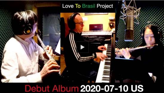 Hiro Love to Brasil Project