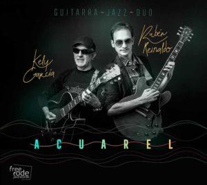 Ruben Reinaldo CD cover