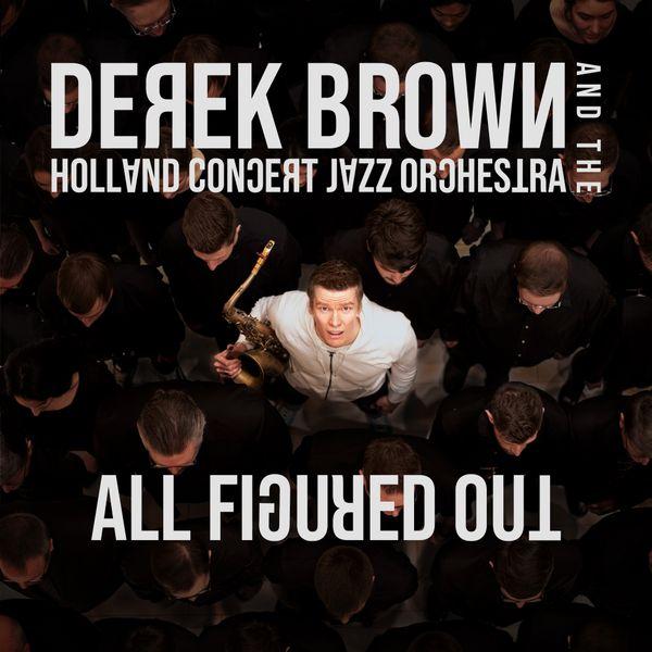 Derek Brown CD cover